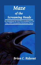 Maze of the Screaming Heads