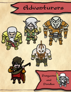 Adventurers Sample Pack