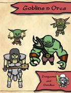 Goblins n Orcs Sample Pack