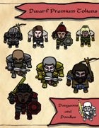 Dwarf Preview Pack