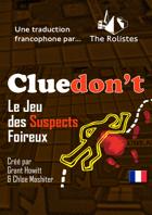 Cluedon't: Le Jeu des Suspects Foireux