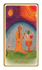 Lumerian Crystal Rainbow Tarot