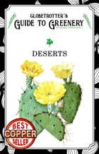 Globetrotter's Guide to Greenery: Desert