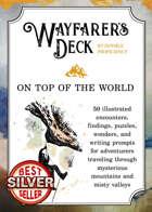 Wayfarer's Deck: On Top Of The World
