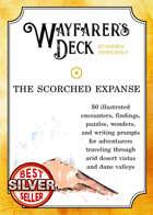 Wayfarer's Deck: The Scorched Expanse