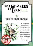 Wayfarer's Deck: The Forest Trails