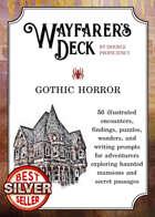 Wayfarer's Deck: Gothic Horror