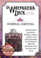 Wayfarer's Deck: Surreal Carnival