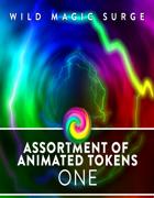 Animated VTT Assortment of Tokens - Token Pack 1