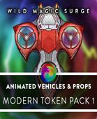 Animated VTT Cyberpunk - Token Pack 1