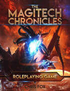The Magitech Chronicles RPG