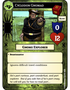 Cyclodon Gnomad (Gether CCG Launch Promo)