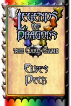 Legends Of Dragons, the Card Game Elves Deck