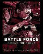Battle Force - Behind the Front