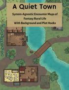 A Quiet Town - System Agnostic  Maps