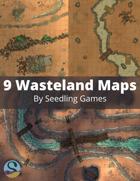 9 Wasteland Maps