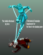 The Godkin Mechanic: A Mechanical Supplement for the Quest RPG