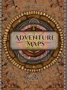 Adventure Maps Vol.1.