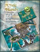 Mystic Islands Full Four-Map Set