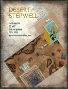 Desert Stepwell Battle Map Full Four Map Set