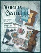 Verglas Castle of Ice, Eight Map Battle Map Set