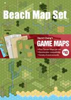 Beach Map set (B1, B2, E1 & E5)
