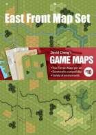 East Front map set (E4, E6, E7, E8)