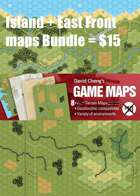 Island + East Front maps Bundle