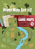 River Map Set #2 (R3, R4, E9, E10)