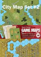 City Map set 2  (R5, R5R & R6)