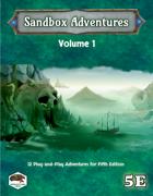 Sandbox Adventures Volume 1