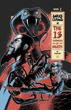 Snake Claws in The 13 Carriages of Death (Book 1)