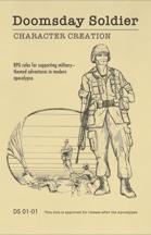 Doomsday Soldier - Book 1