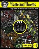 SleepyOni: Wasteland Threats