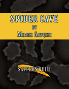 Spider Cave Map