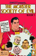Fawcett presents The Monster Society of Evil