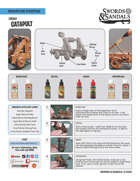 Painting Guide - Catapult