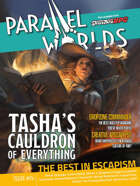 Parallel Worlds Issue 15