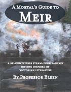 A Mortal's Guide to Meir