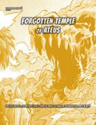 The Forgotten Temple of Ateus