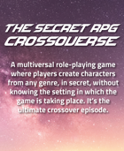 The Secret RPG Crossoverse