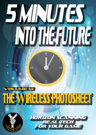 5 Minutes into the Future - Vol 1.1 - Photosheet