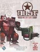 Dust Warfare: Campaign Book Zverograd