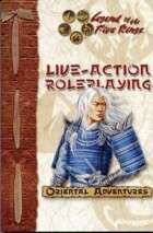 Legend Of The Five Rings Live Action Role-Playing Game