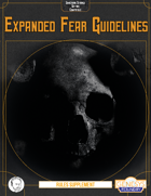 Expanded Fear Guidelines: Genesys Rules Supplement