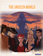 The Unseen World: Urban Fantasy Genesys