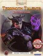 Terrinoth Talents