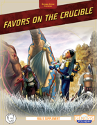 Favors on the Crucible: Genesys Keyforge