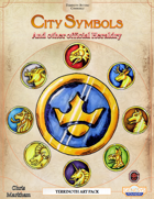 City Symbols and other official Heraldry