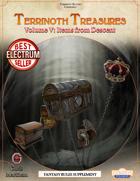 Terrinoth Treasures: Volume V